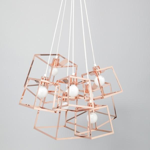Framecluster copper 7pc 5