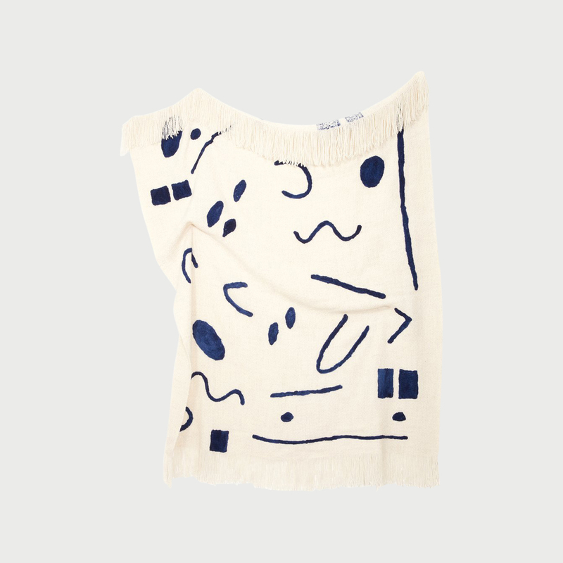 Minna abstract throw