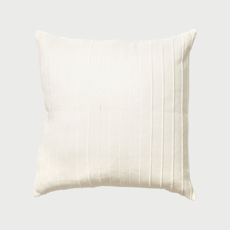 Minna recycled stripe cream