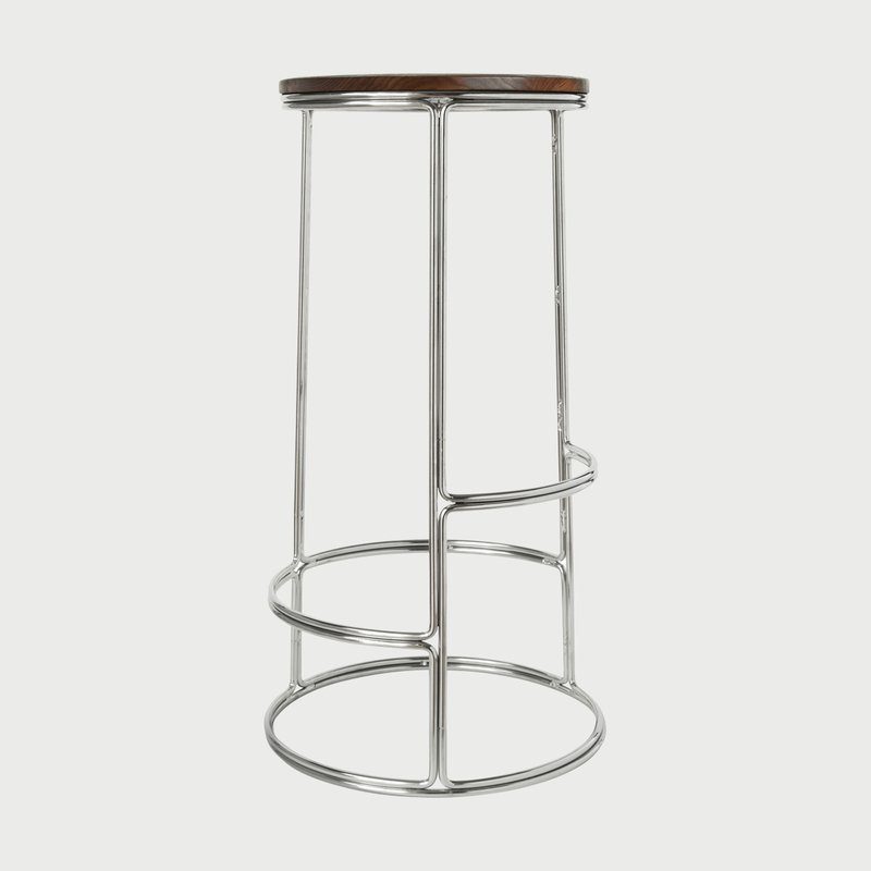 Greta de parry nico stool bar height 2