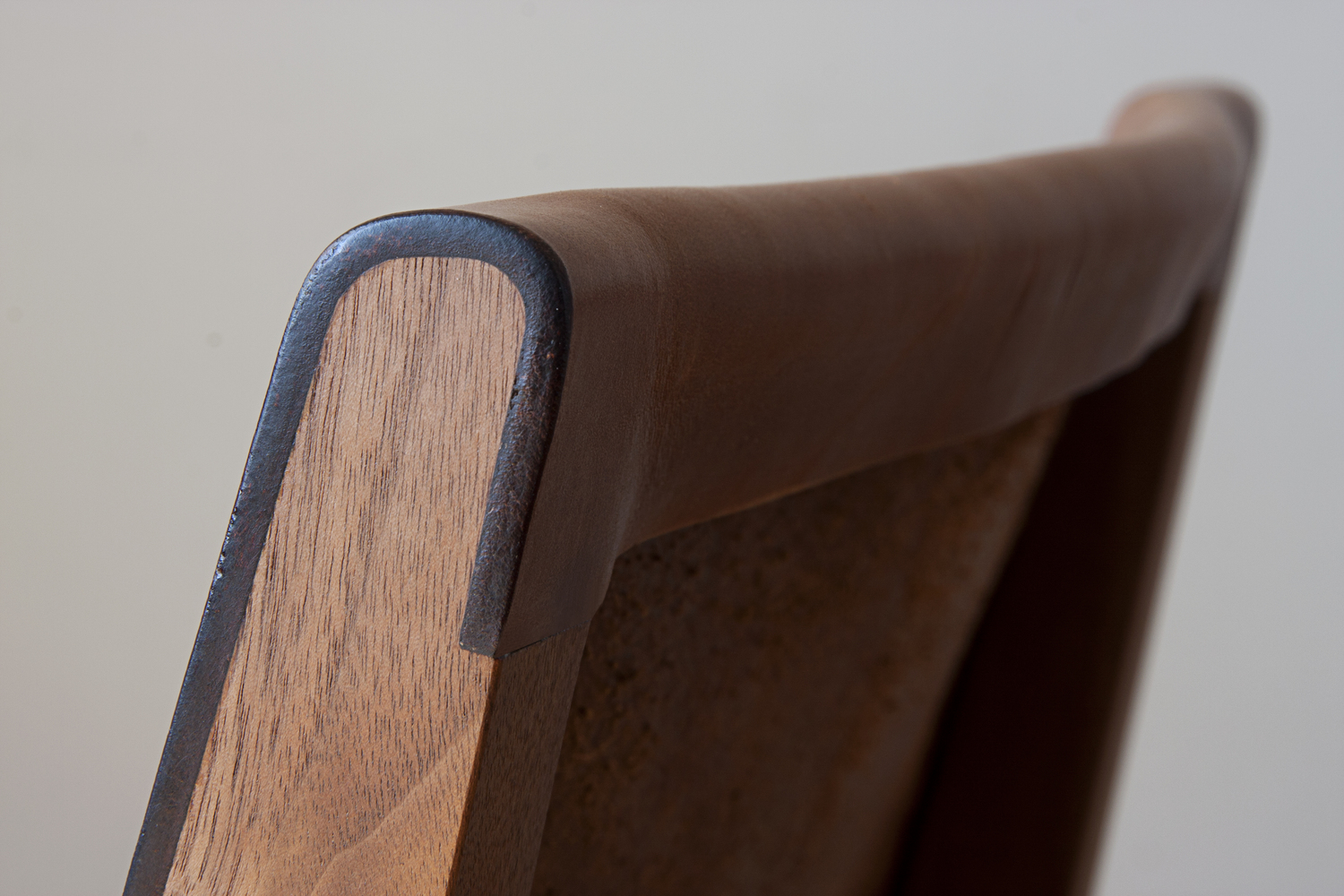 Asher israelow lincoln chair detail