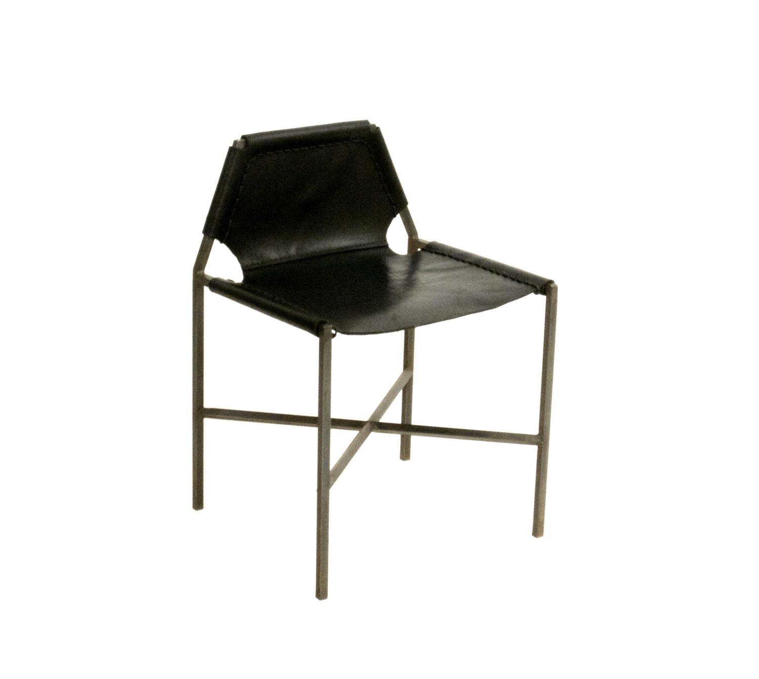 Low back chair light