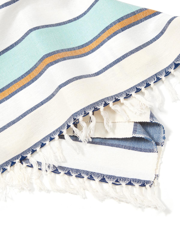 Towel lagostripe detail