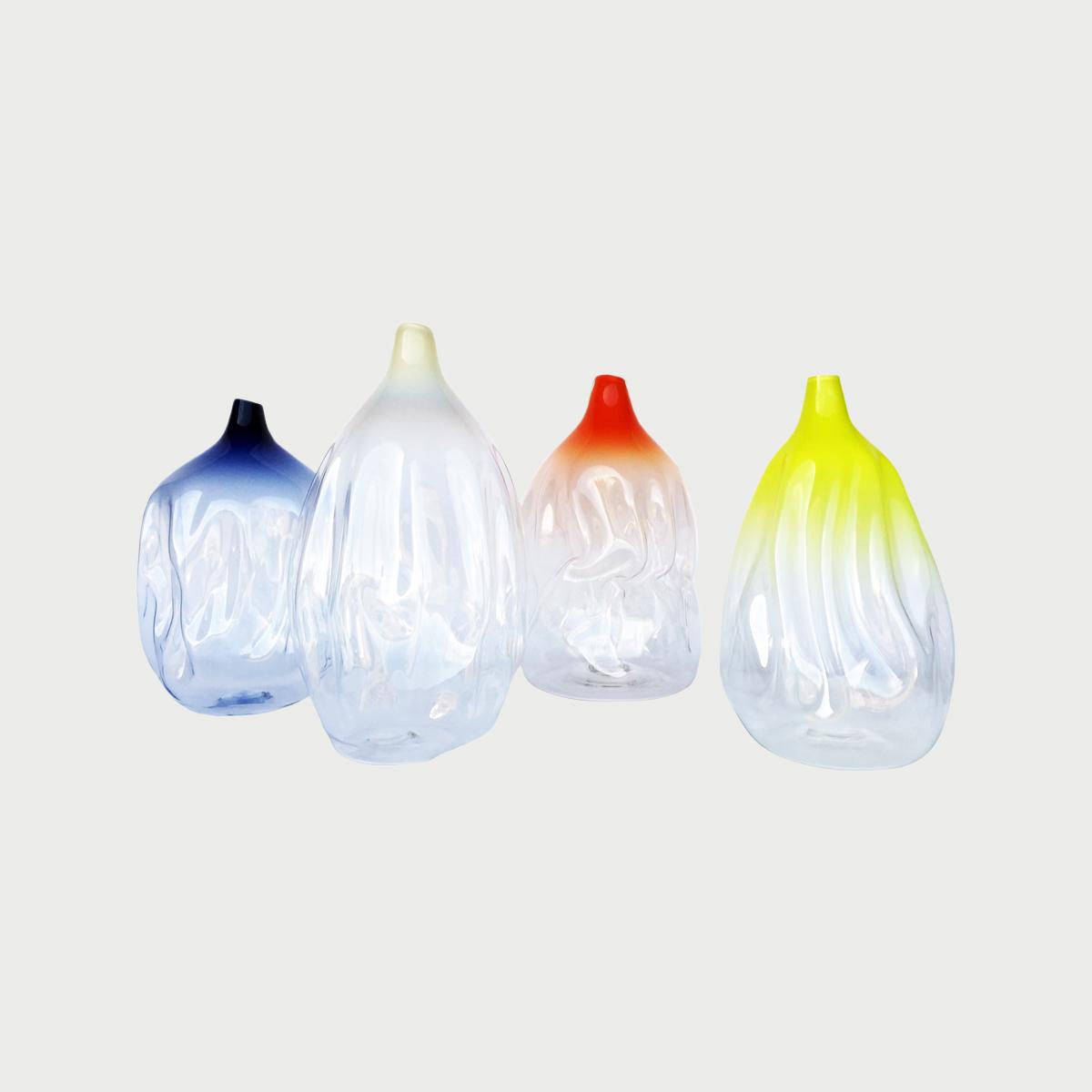 Deflate vase all