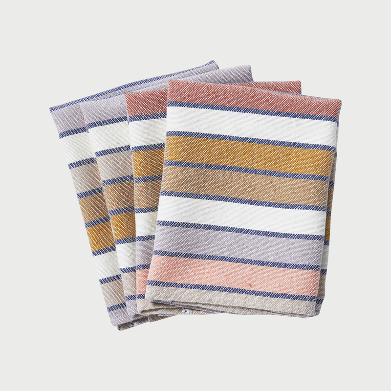 Napkins sunrisestripe main