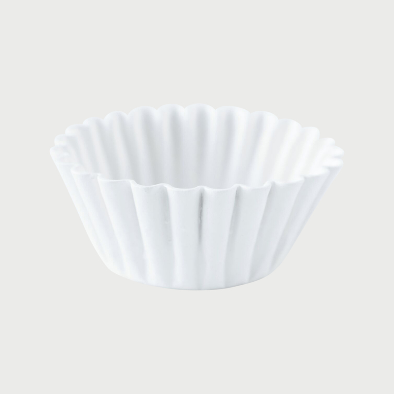Porcelain filter bowl