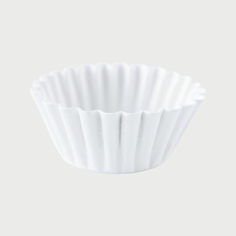 Porcelain filter bowl