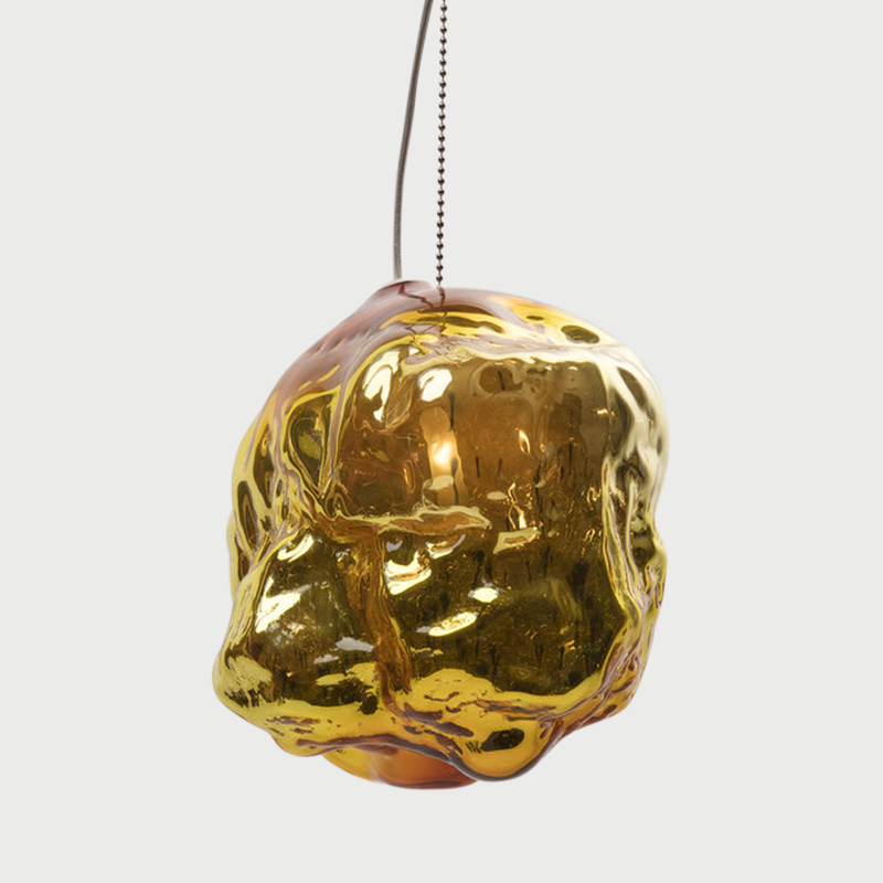 Golden crag pendent light esque studio