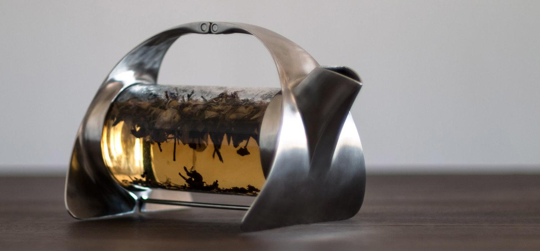 Sorapot modern teapot brewing tea 2280