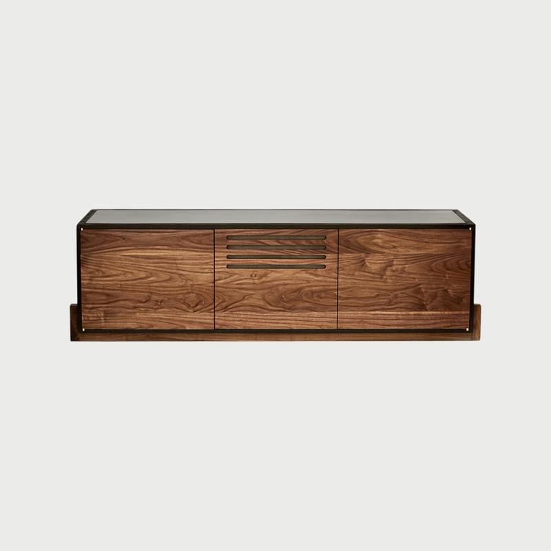 Cave credenza cauv design brooklyn furniture maker 1