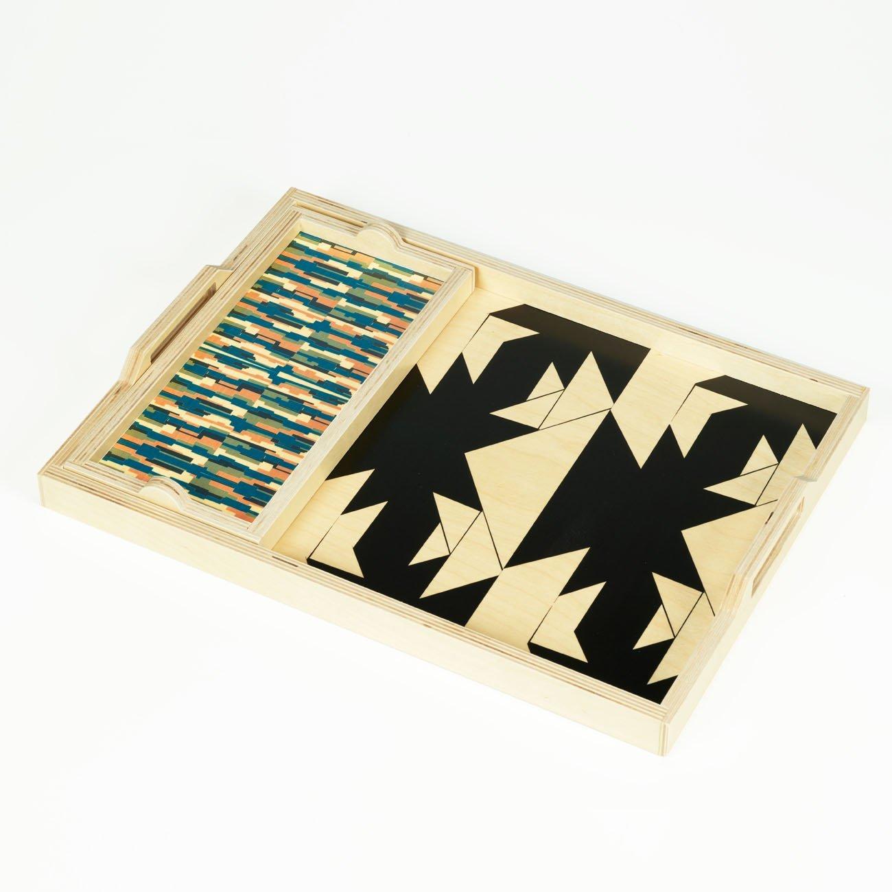 Wolfum carmela tray and annie mini tray