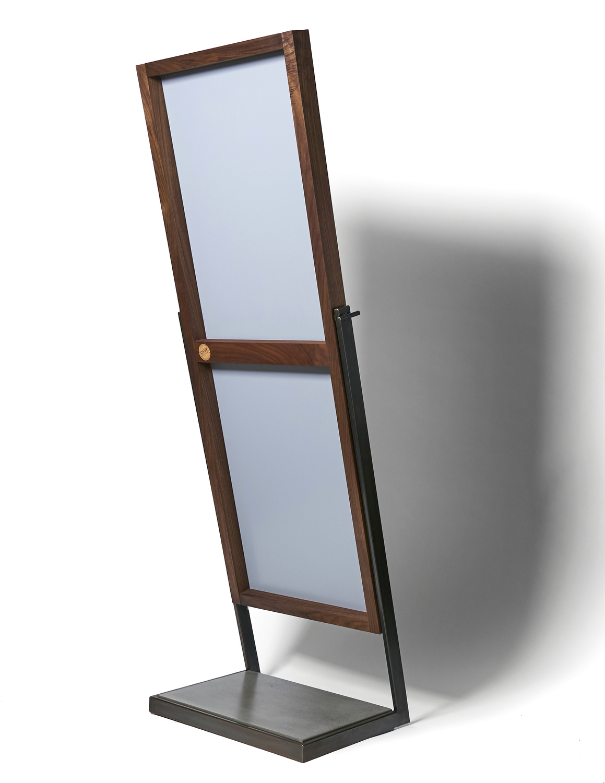 Lean mirror cauv design furniture designer brooklyn ny maker 4