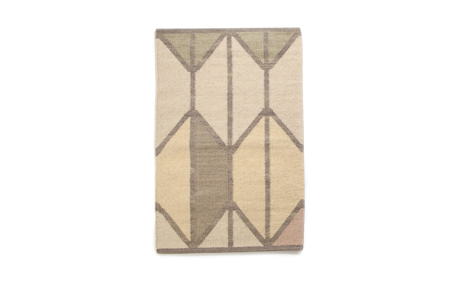Alyson fox shapes rug 1