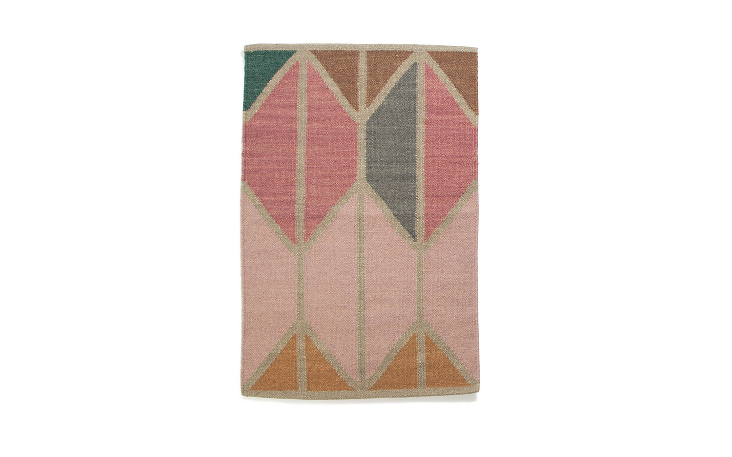 Alyson fox shapes rug 3