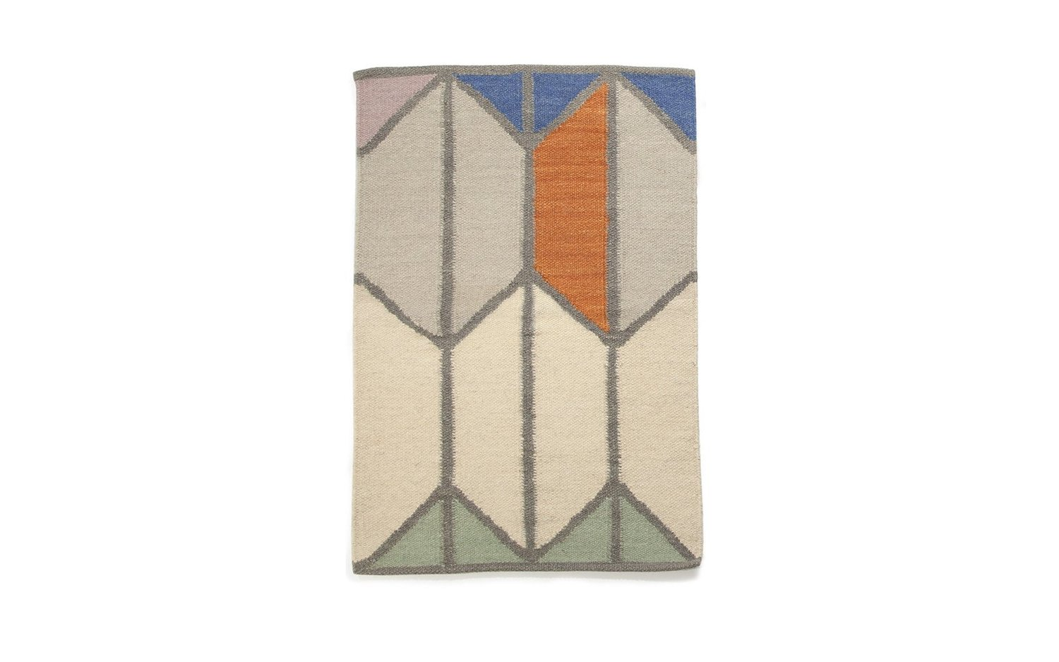 Alyson fox shapes rug 4