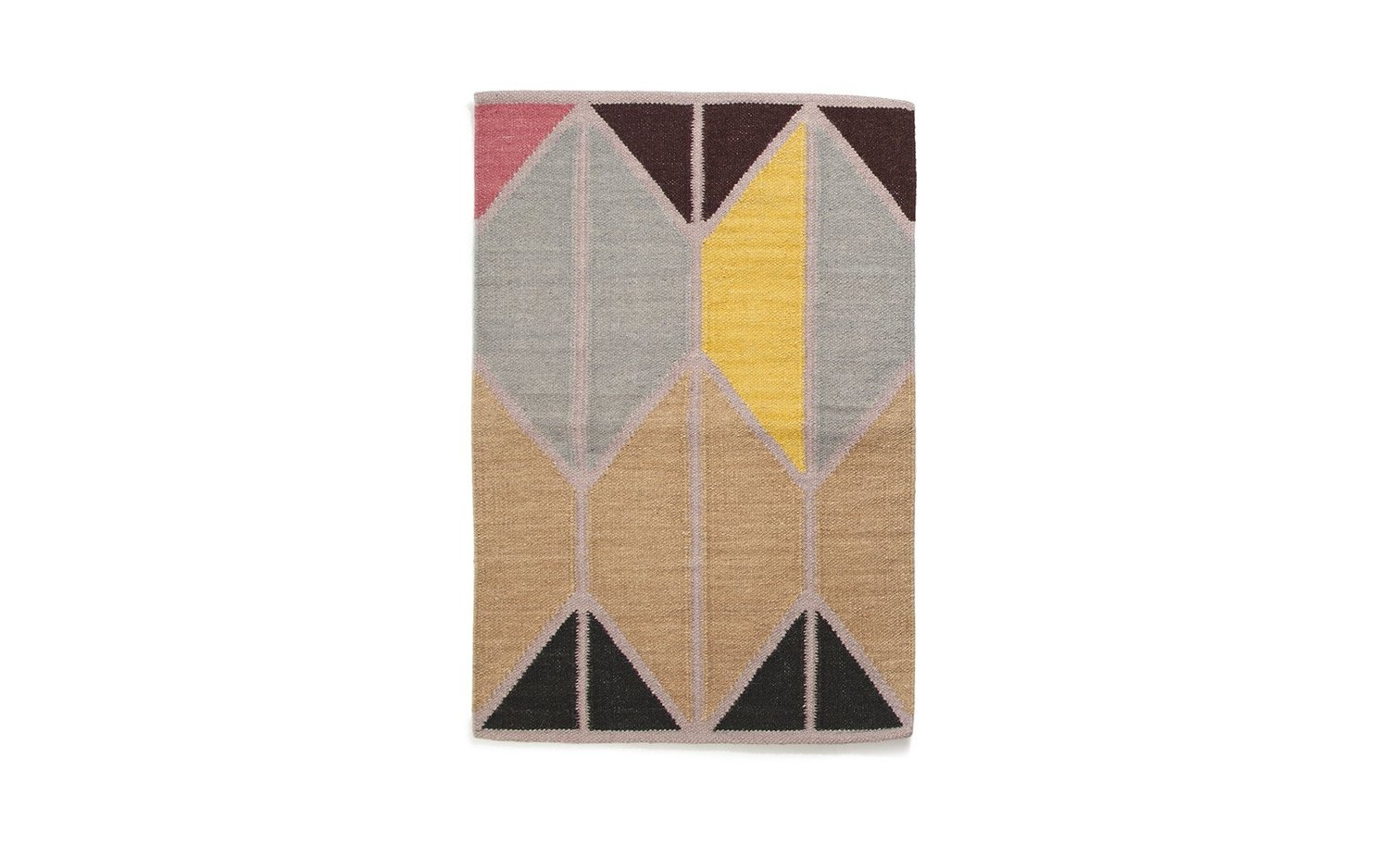 Alyson fox shapes rug 5