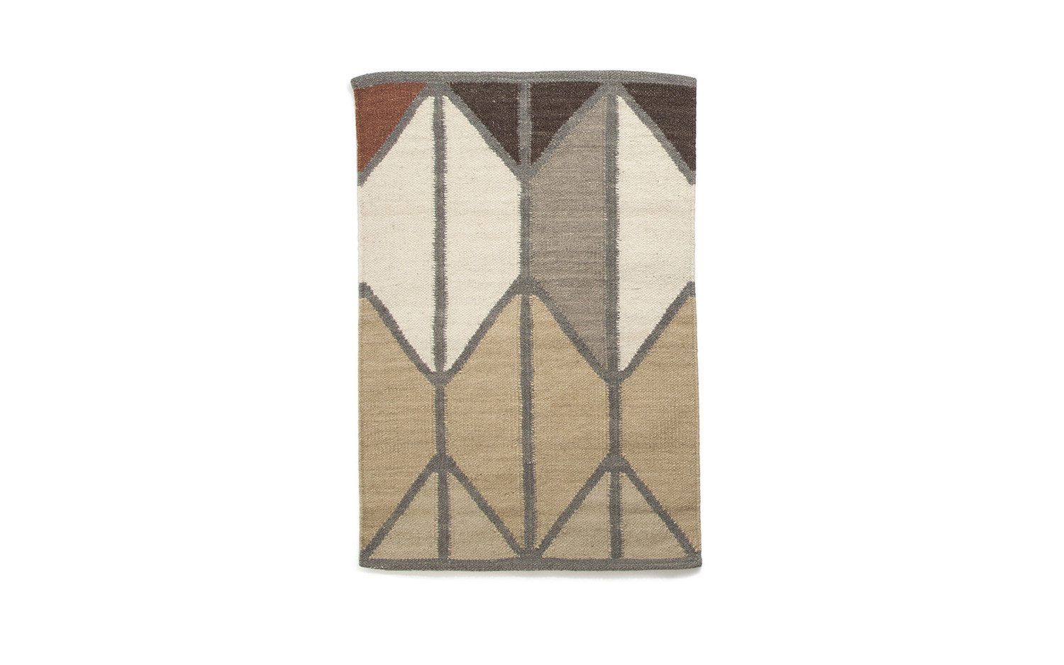 Alyson fox shapes rug 6