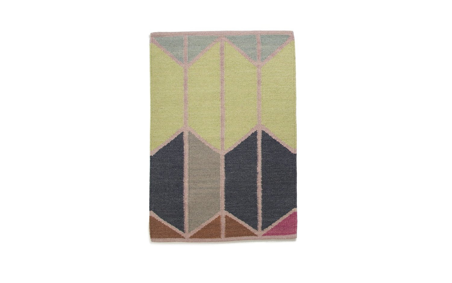 Alyson fox shapes rug 7