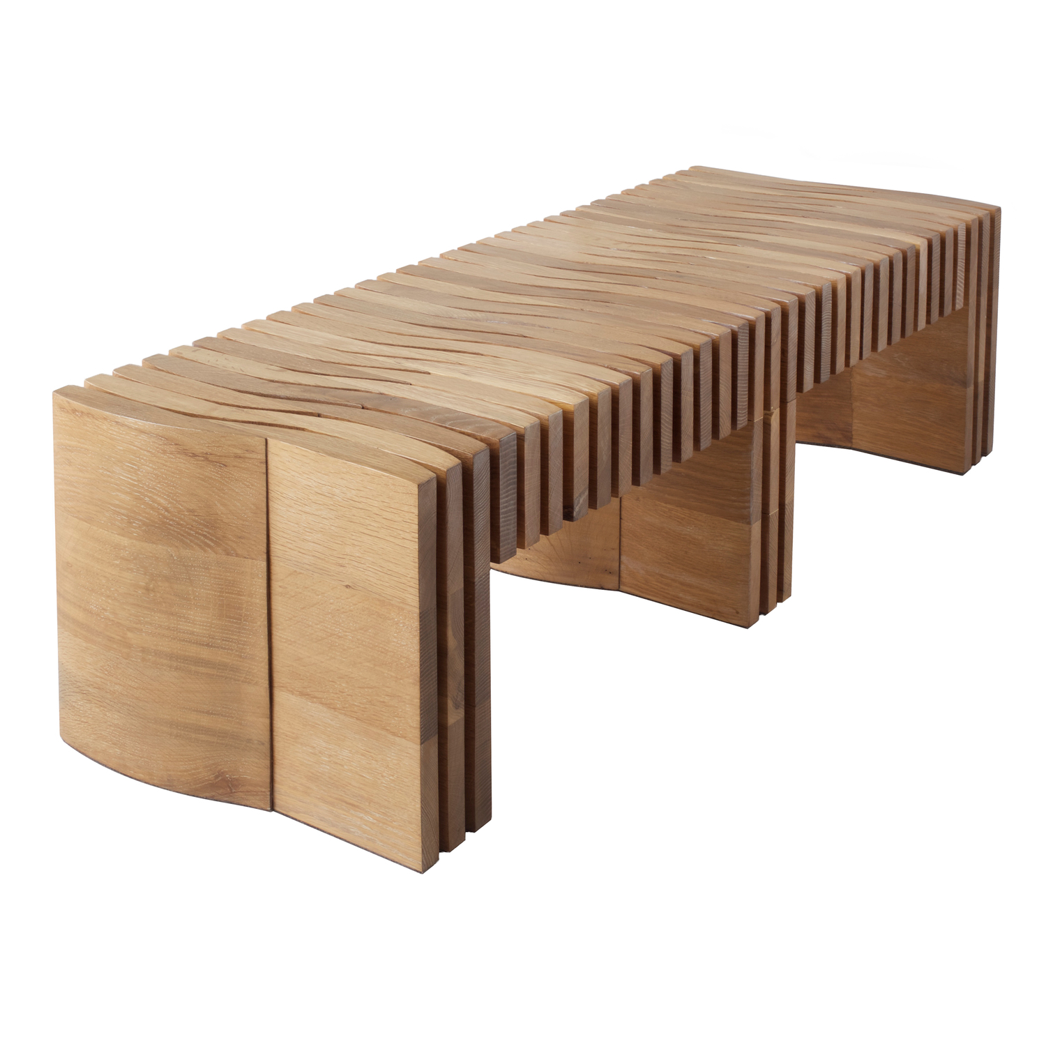Greta de parry synthesis bench isometric