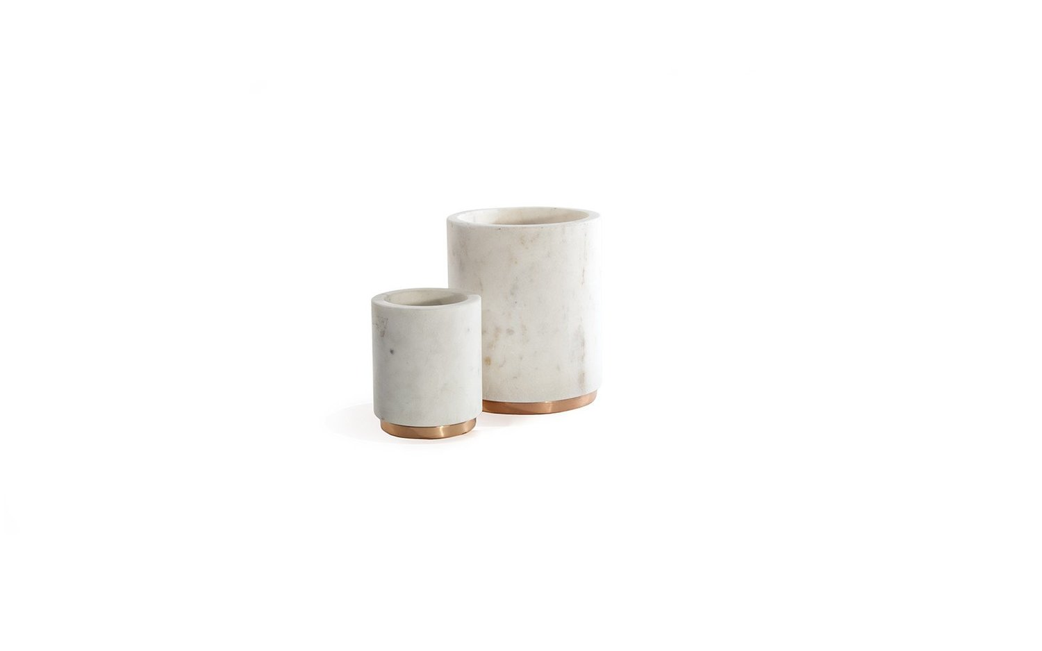 Mara copper utility canister family