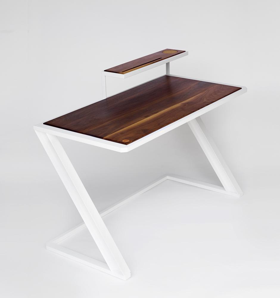 Miterz desk 2 cauv design brooklyn furniture maker