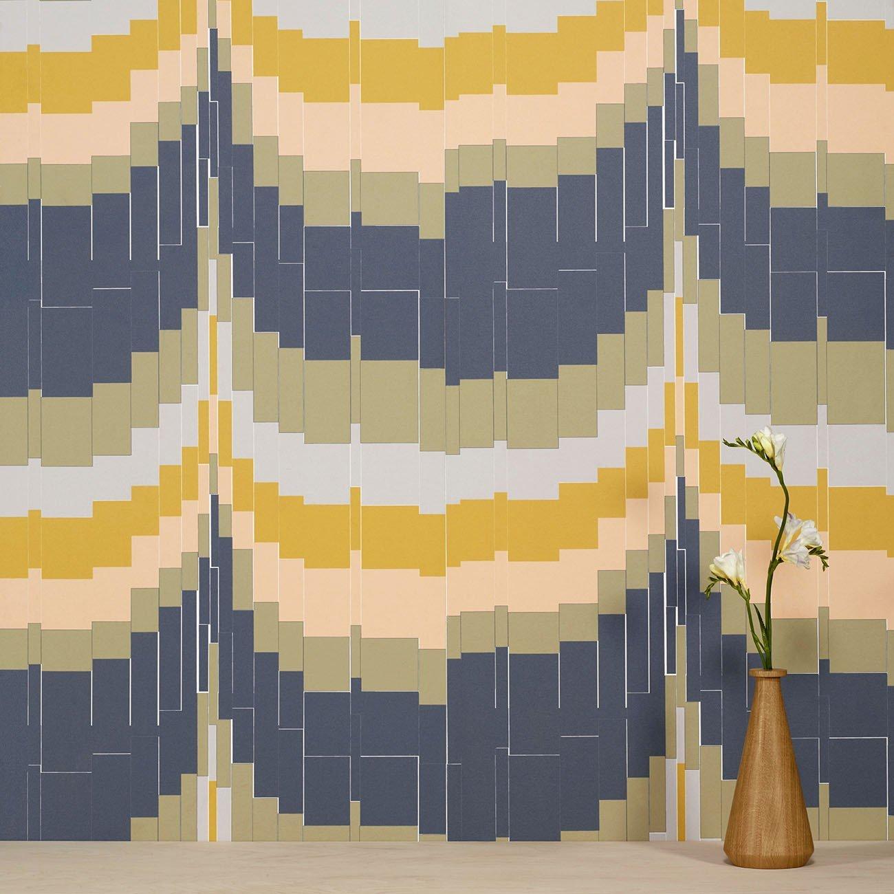 Wolfum zag zig blue wallpaper1