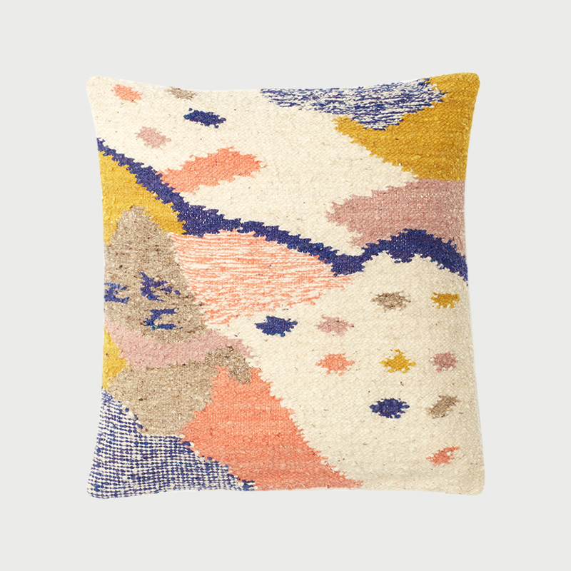 Minna cartographer pillow