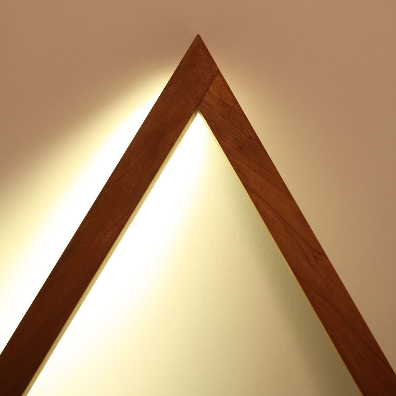 Triangle 2 close up