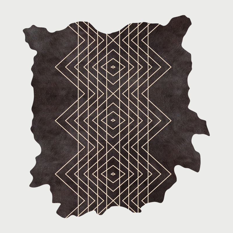 Avo intersection hide patterns h6 full hide black