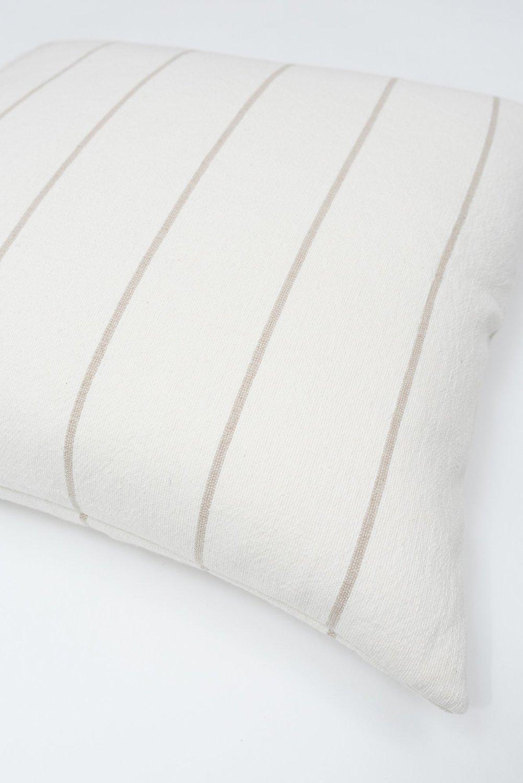 Czh   beige stripe pillow 2 1 ao x2000