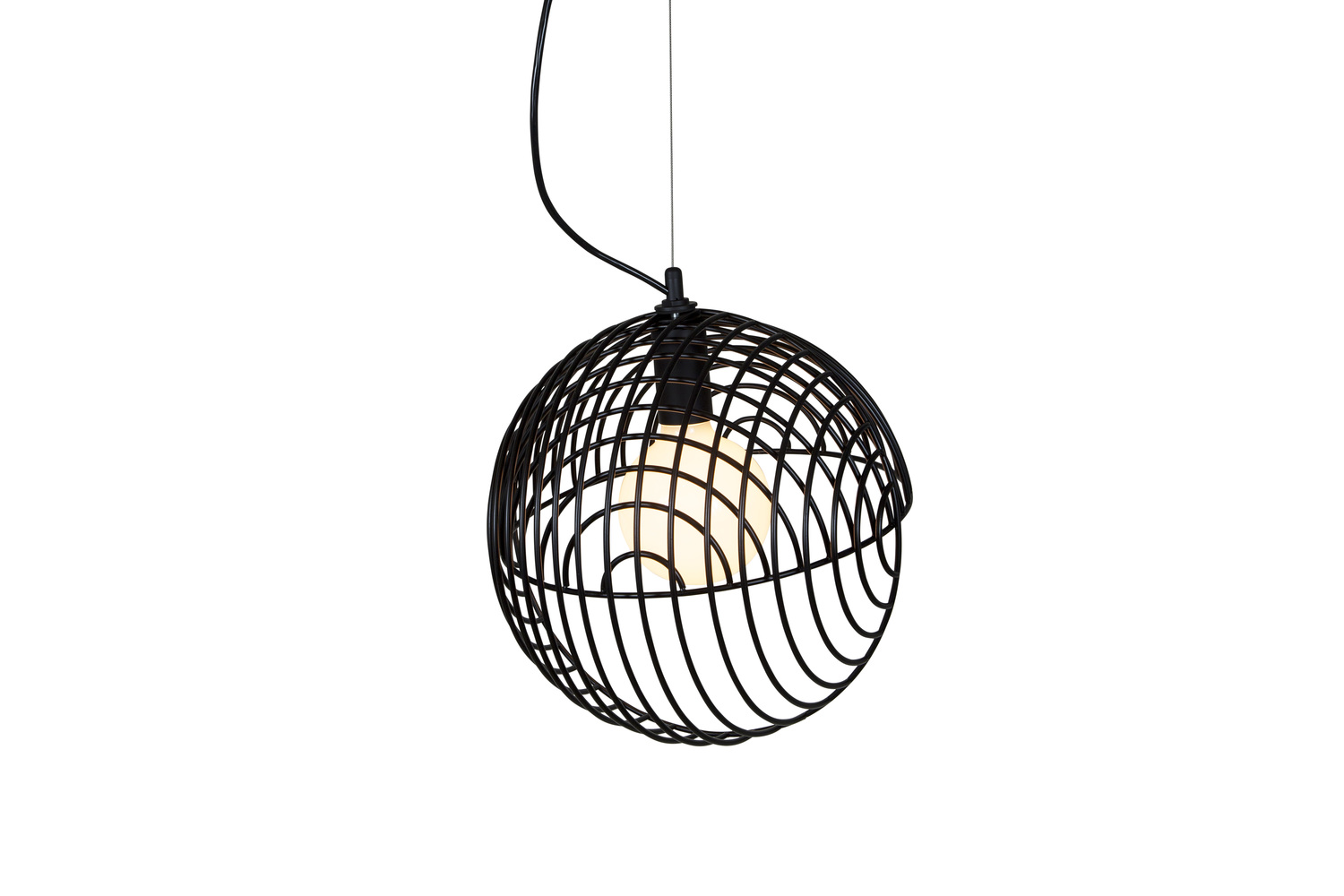 1 dana 1 modern black pendant light fixture