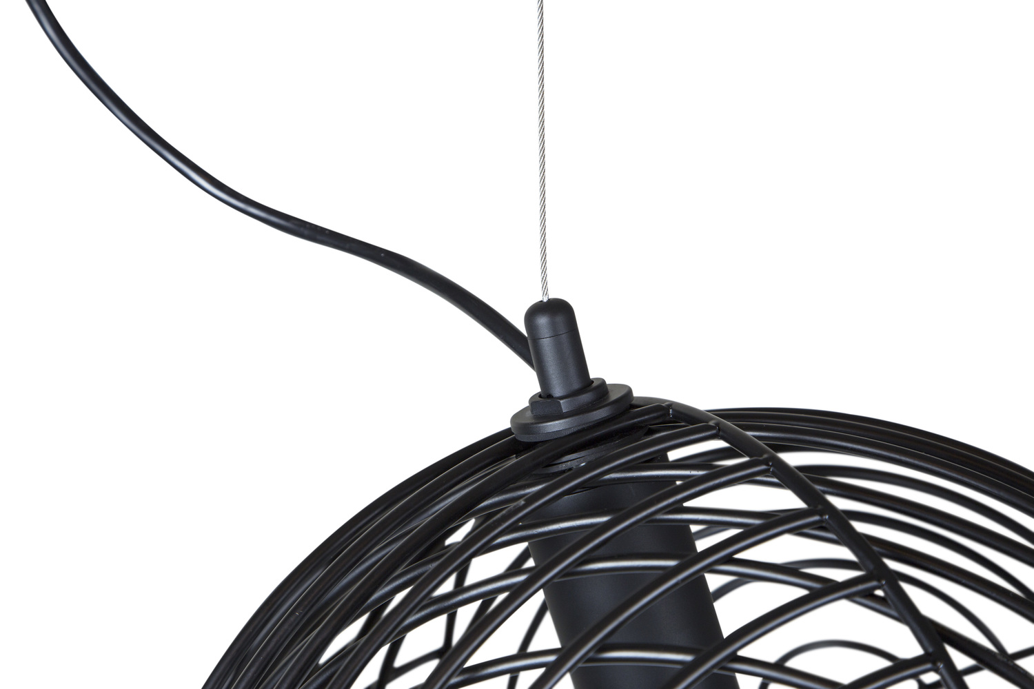 9 dana 1 contemporary black pendant hanging light