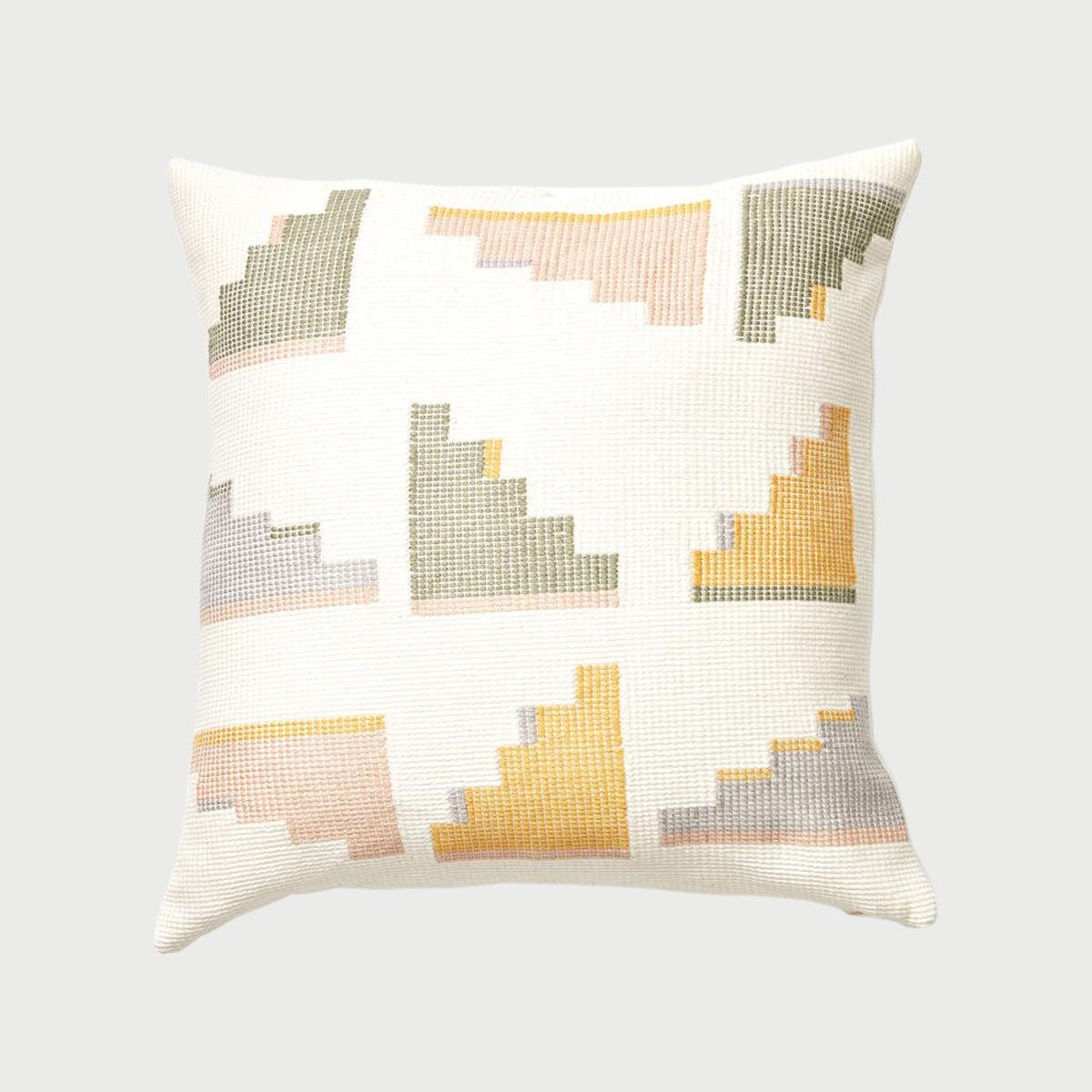 Minna barragan pillow spring