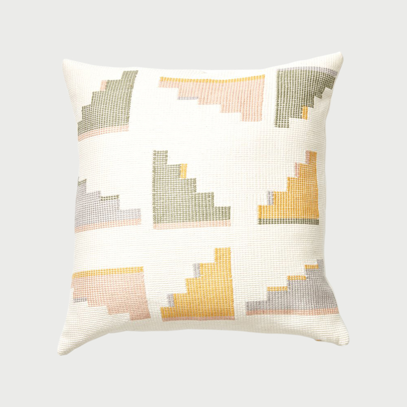 Minna barragan pillow spring