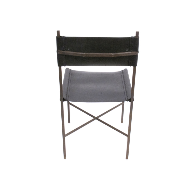 Dining chair center back