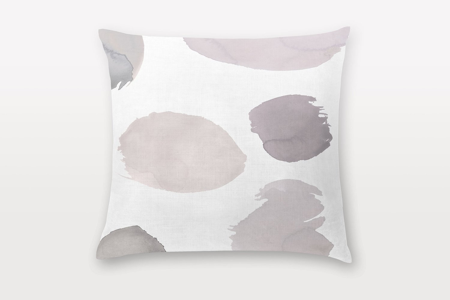 Palette pillow oyster 18x18
