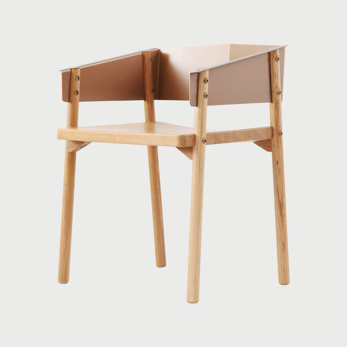 Note chair 01 copper