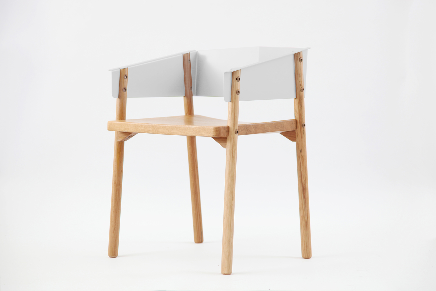 Note chair 06 white