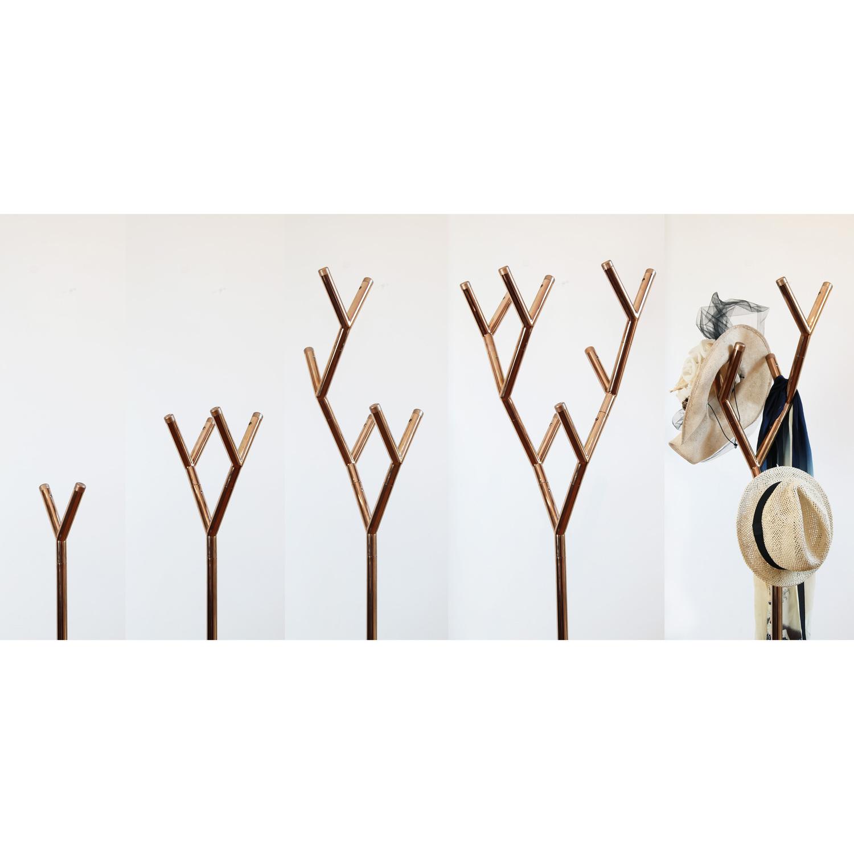 Y rack branching