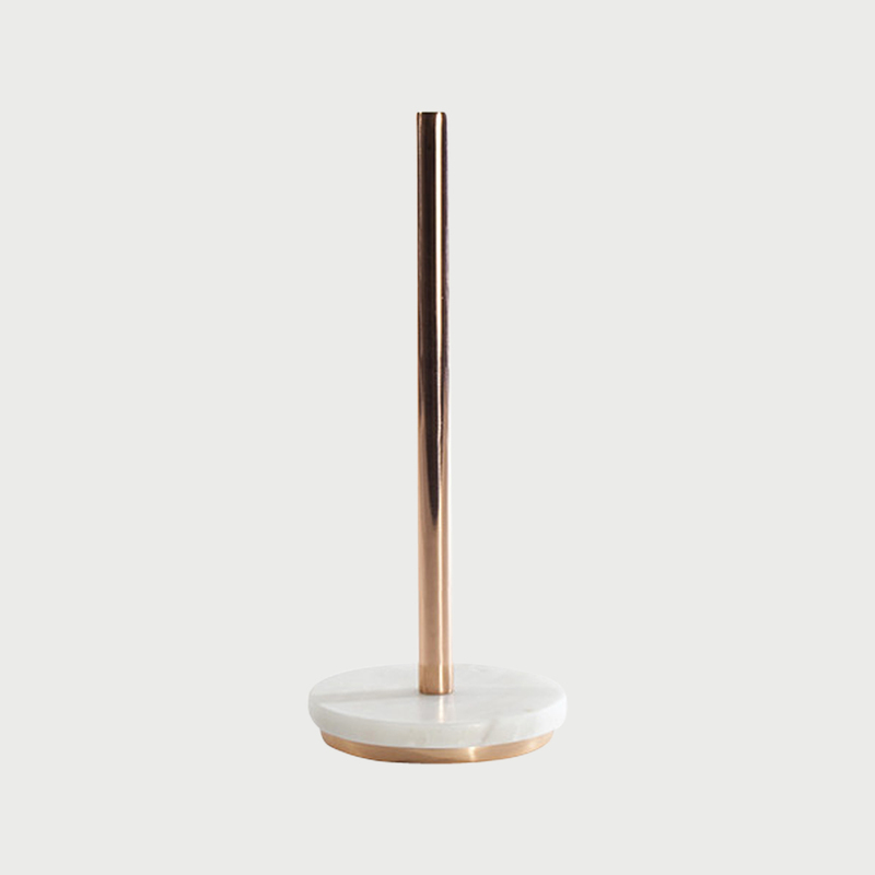 Mara copper paper towel holder without