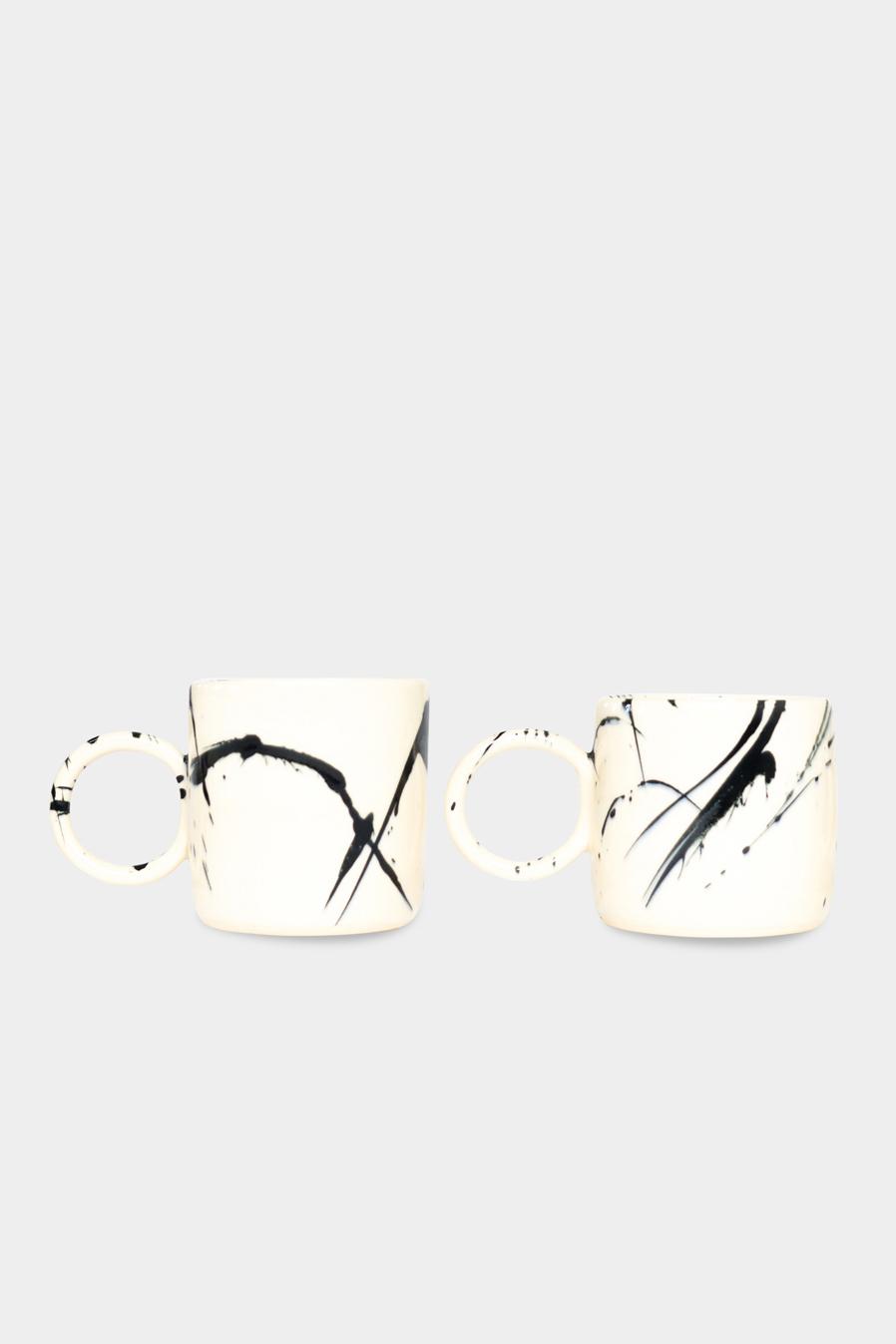Chris earl black splatter mugs copy