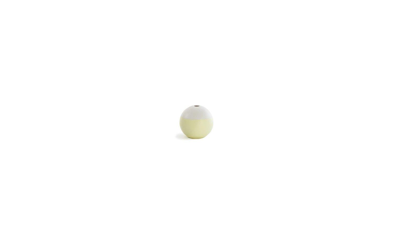 Versa vase sphere citron