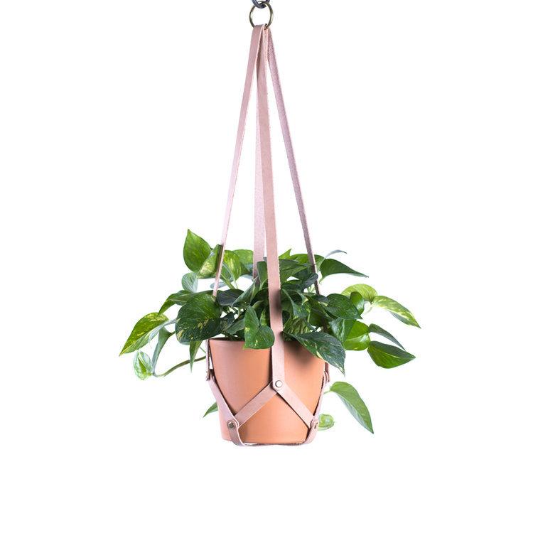 Hanging planter tan 2 web