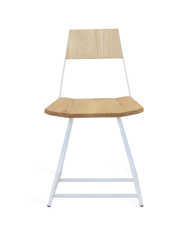 Chair maple white2
