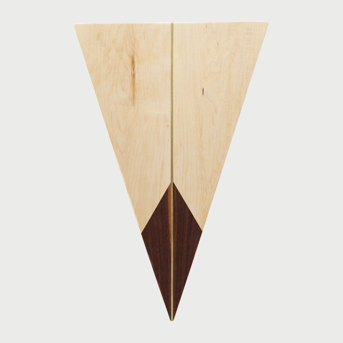 Chris earl triangle cheeseboard