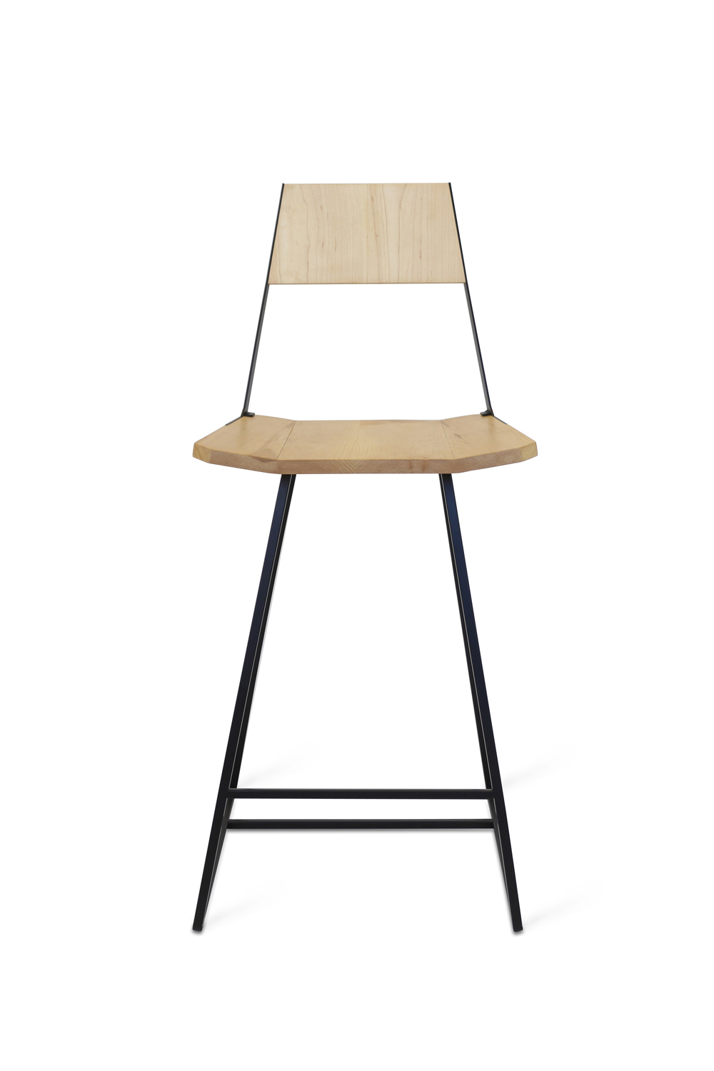 Stool counter maple black3