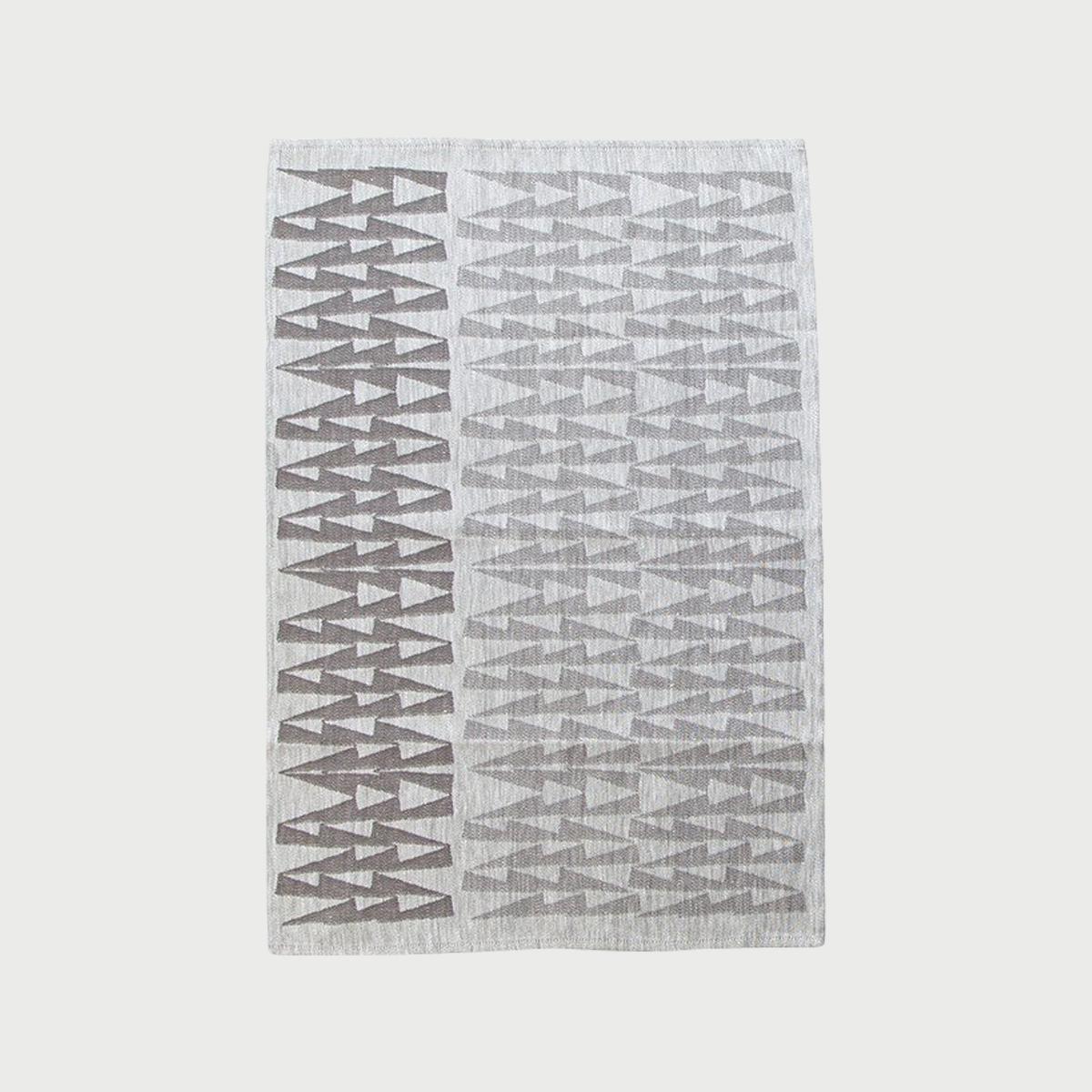 Alyson fox tea towels parade grey
