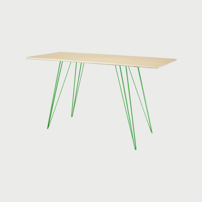 Williams desk maple green  281 29