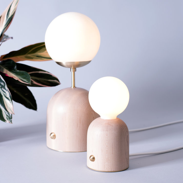 Domos lamps on plants1 sq