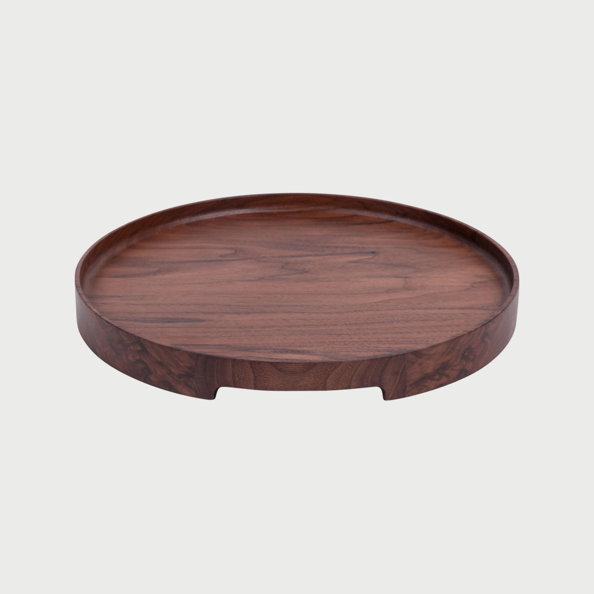 Round Serving Tray Workof